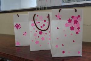 若狭和紙手作り袋